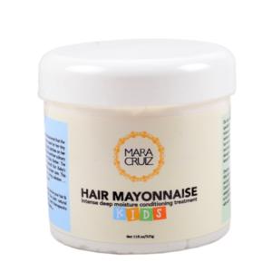 hair mayonnaise for natural kids