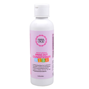 moisturizing rinse-out conditioner for natural kids