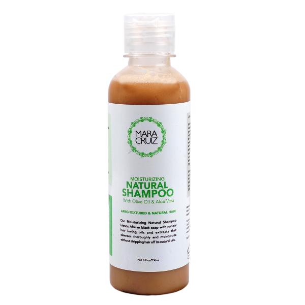 moisturizing natural shampoo