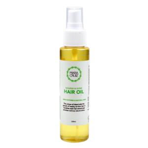 nourish and shine hair oil
