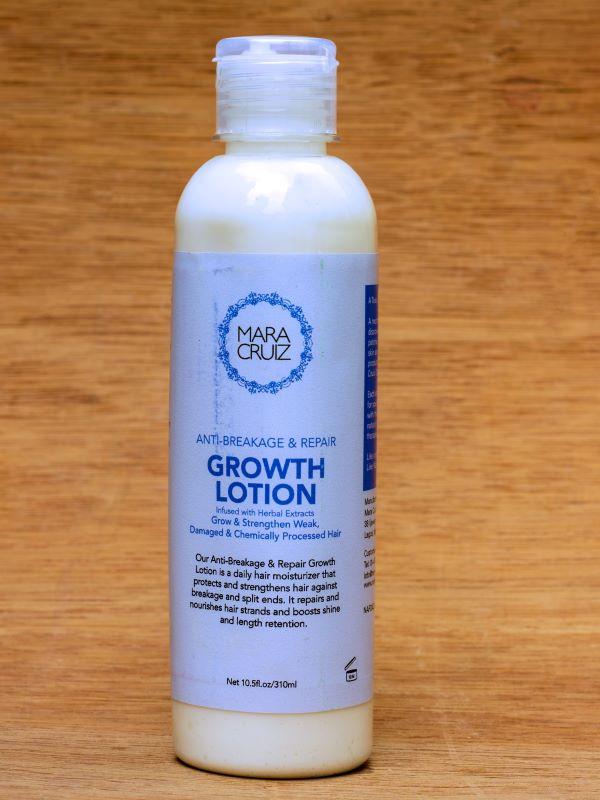 anti-breakage repair growth lotion